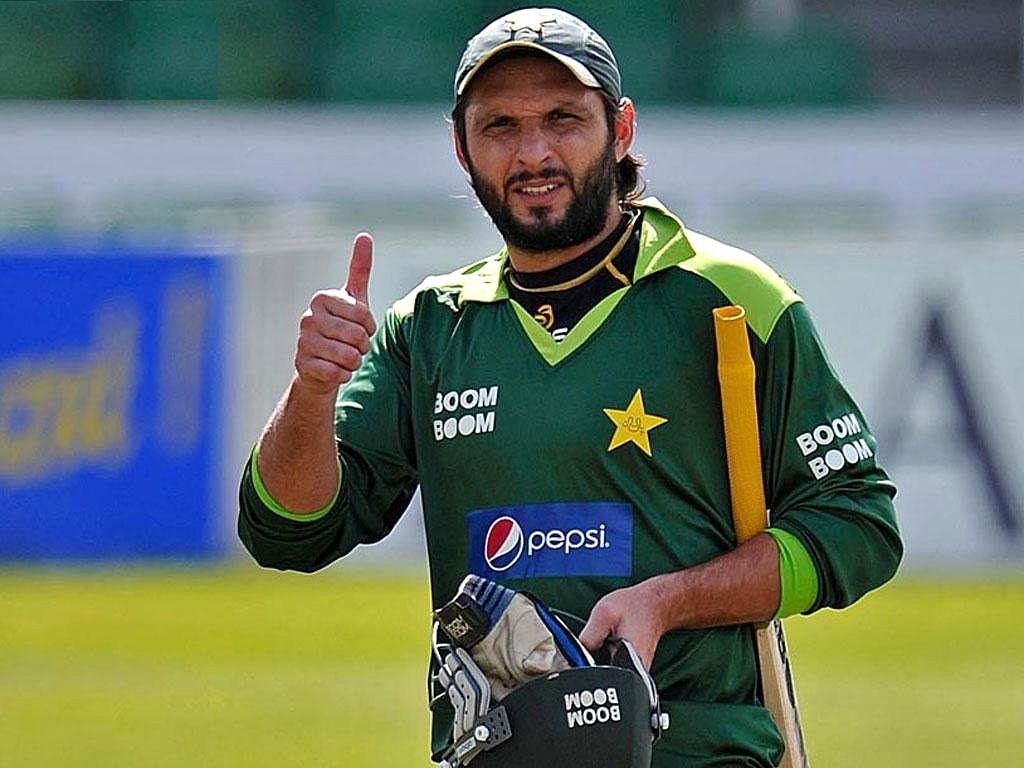 पाकिस्तानी क्रिकेटका पूर्व कप्तान अफ्रिदीले ईपीएल खेल्न नेपाल आउने