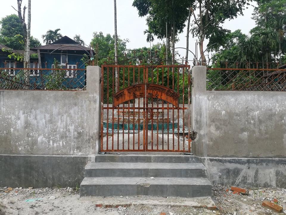 शालिक निर्माण स्थल ।