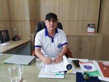 सहारा नेपालका कार्यकारी निर्देशक महेन्द्र गिरी ।
